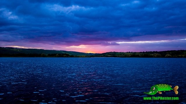 Chew Valley Pike Lake